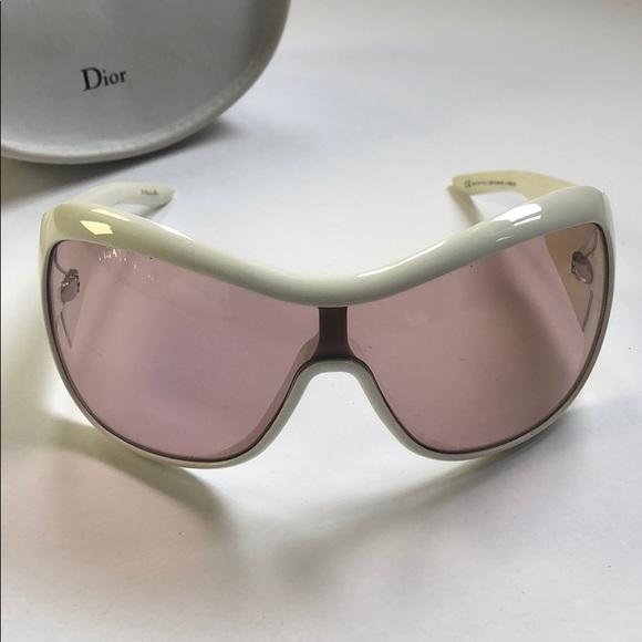 fee8b1896c5c Dior Accessories - Authentic Y2K Christian Dior Oversized Sunglasses